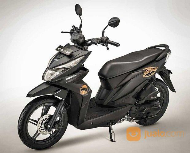 Honda Beat Street CBS 2019 Baru (18401027) di Kota Depok