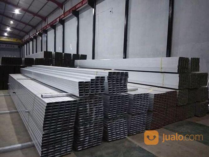 Harga Baja Ringan Atap Spandek Dan Genteng Metal Pasir Jakarta