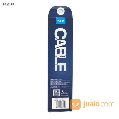Kabel Data Fast Charging 2.1A Merk PZX Terkenal Di Dunia (18405215) di Kota Cilegon
