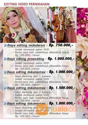 Jasa Video Shooting & Editing (18405659) di Kota Jakarta Selatan