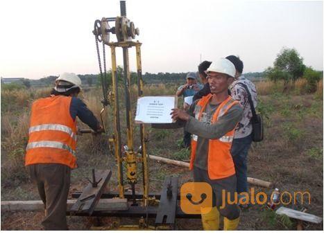 Jasa Sondir Boring Soil Test Bekasi Jualo