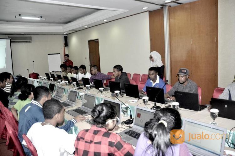 Traiining Kursus Komputer Desain Grafis Photoshop Corel Les Privat Ms Office Video Edit Dll Cpt Bs (18442359) di Kota Jakarta Pusat