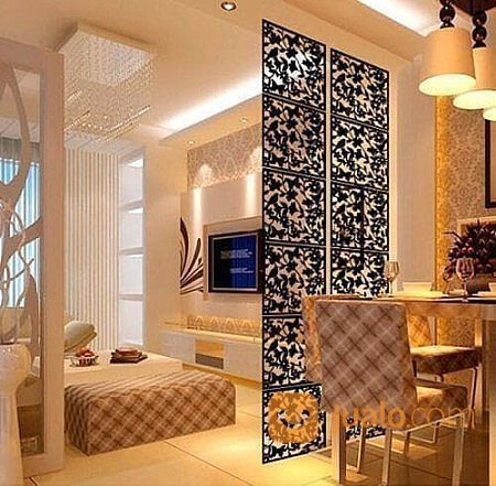 Penyekat Ruangan Vintage Sekat Ruang Dekorasi Interior Rumah Home Decoration Bahan Plastik Lentur Surabaya Jualo