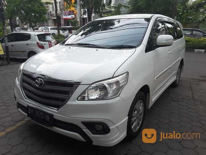 Innova G Luxury Tahun 2014 Matic (18470595) di Kota Surabaya