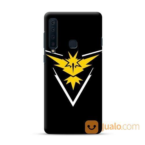 Pokemon Go Team Instinct Yellow Logo Samsung Galaxy A9 2018 Custom Hard Case (18475103) di Kota Bekasi