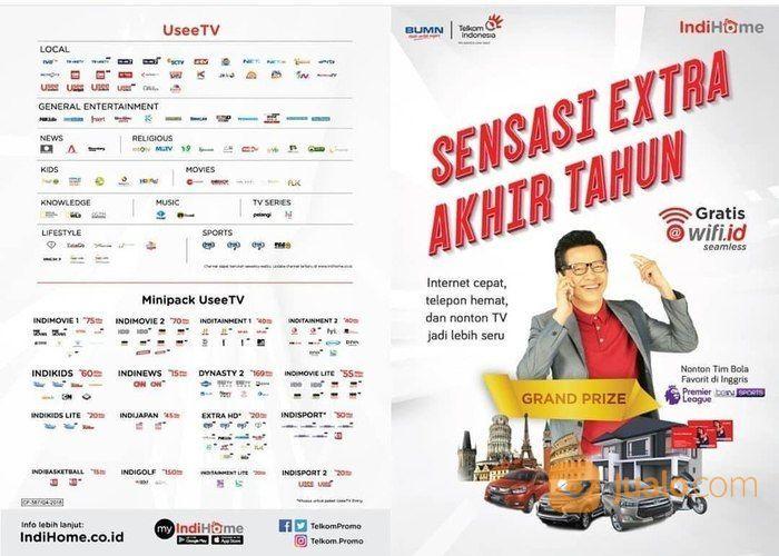Promo Wifi Indihome 085652136442 Wa Jakarta Timur Jualo