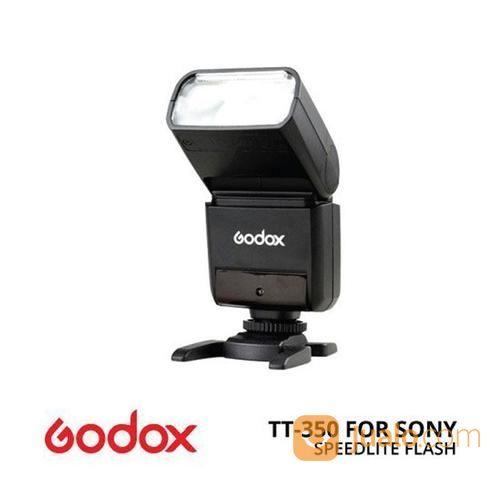 Speedlite Godox TT-350 TTL For Sony (18516843) di Kota Surabaya