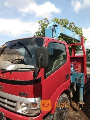 Truck Crane 3ton 4boom (18534127) di Kota Jakarta Utara