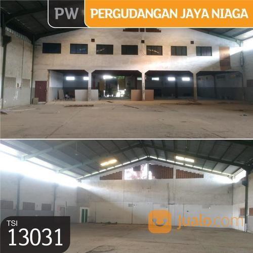 Gudang Pergudangan Jaya Niaga, Tangerang, 23x54,5m, 1 Lt, SHM (18542539) di Kab. Tangerang