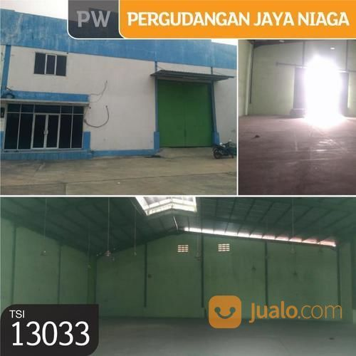 Gudang Pergudangan Jaya Niaga, Tangerang, 21x33,6m, 1 Lt, SHM (18542891) di Kota Tangerang