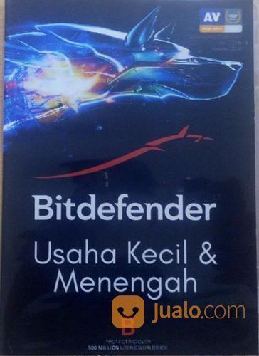 Bitdefender Usaha Kecil & Menengah 2019 1 Year 5 PC (18545523) di Kota Jakarta Utara
