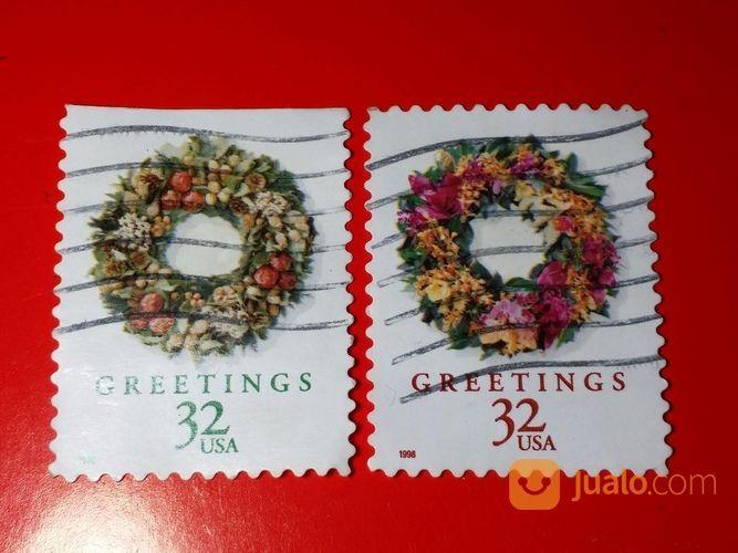 Perangko usa greeting koleksi lainnya 18550527