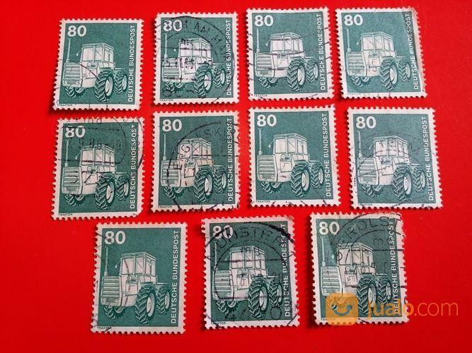 Perangko traktor deut koleksi lainnya 18550867