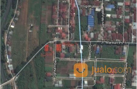 Tanah Di Marelan 498 M2 (18588283) di Kota Medan
