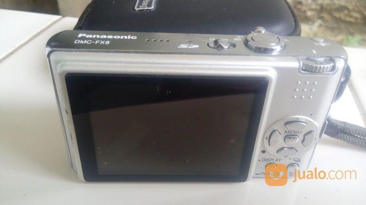 Camera Panasonic DMC-Fx8 (18594599) di Kramat Mulya