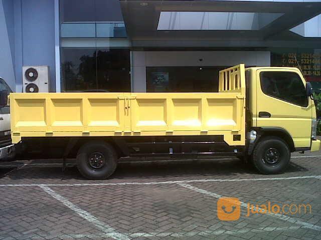 Colt Diesel Canter Engkel Long Mitsubishi Paket Plus Bak Jakarta Barat Jualo