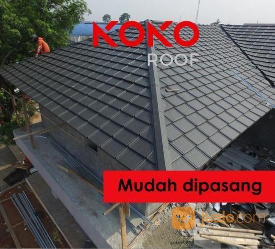 GENTENG METAL DAN MINImalis KOKOROOF (18602547) di Kota Jakarta Utara
