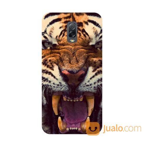 Tiger Samsung Galaxy J7 Plus Custom Hard Case (18604923) di Kota Bekasi