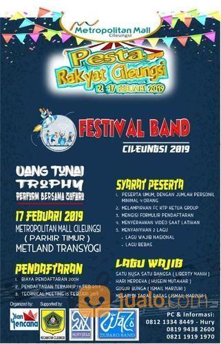 Lomba Festival Band 2019 (18607703) di Kota Jakarta Timur