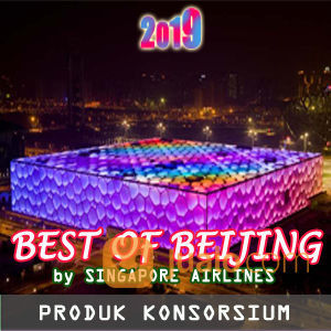 PROMO PAKET TOUR CHINA BEST OF BEIJING 2019 SURABAYA (18616963) di Kota Surabaya