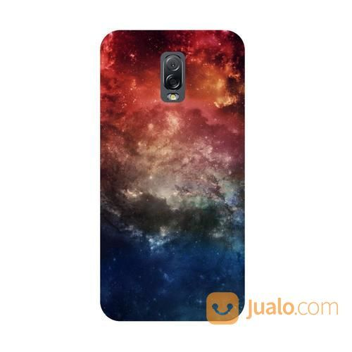 Space Samsung Galaxy J7 Plus Custom Hard Case (18617935) di Kota Bekasi