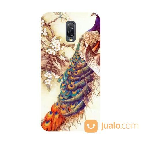 Yellow peacock samsun casing handphone 18617995