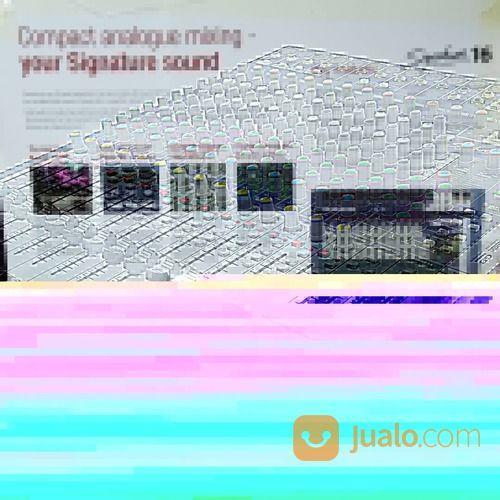 Mixer Soundcraft Signature 16 Original