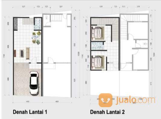 MURAAH Rumah 2Lantai Raya Medayu Tambak Bangunan NEW GRESS Stock TERBATAS (18655599) di Kota Surabaya
