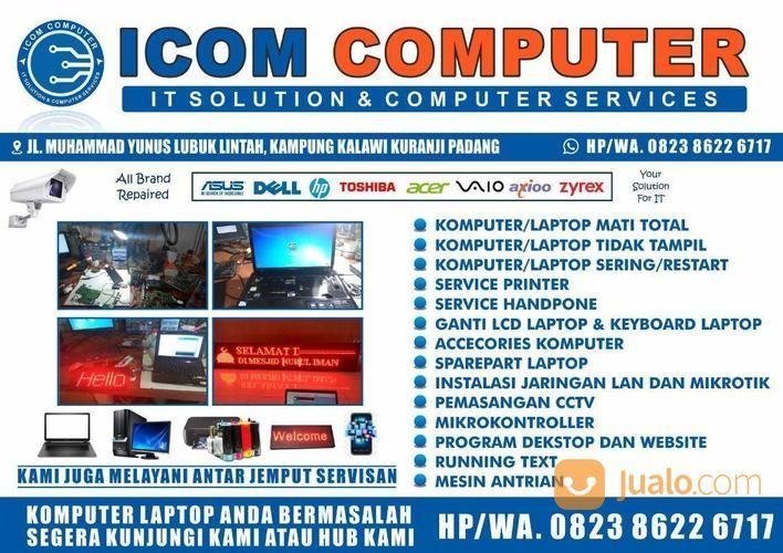 Generalist Perbaikan Komputer & Laptop (18668371) di Kota Padang