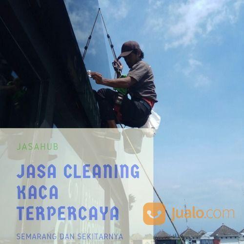 Jasa Cleaning Kaca Villa,Gedung Terpercaya Semarang (18676223) di Kab. Semarang