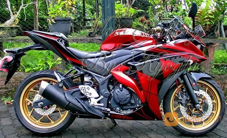 Yamaha yzf r25 merah motor yamaha 18707567