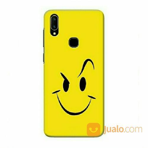 Wicked Smile Vivo V11 - V11i Custom Hard Case (18708299) di Kota Bekasi