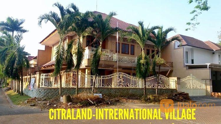 Rumah Citraland International Village Surabaya Barat (18743247) di Kota Surabaya