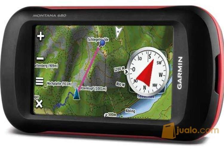 Garmin Montana 680 GPS/GLONASS with 8 Megapixel Camera | NUSATAMA STORE