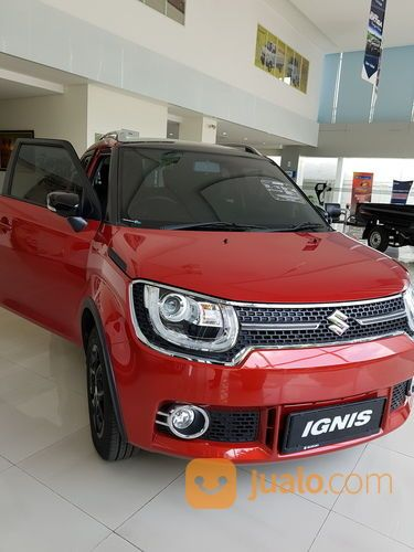 "SUZUKI IGNIS ""New Breed Of Urban SUV"" (18790395) di Kota Surabaya"