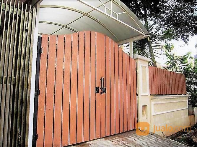 Pintu Gerbang Kombinasi Kalsiplank Jl 017 Denpasar Jualo