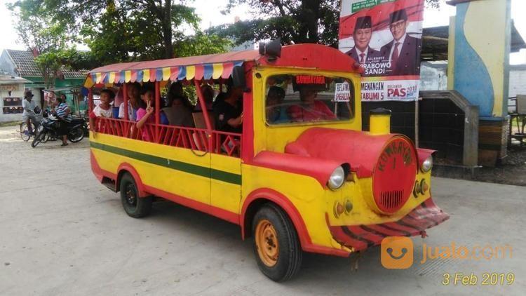 Mobil Odong Odong Bekas Mobil Kereta Wisata Bekas Kab Tangerang Jualo