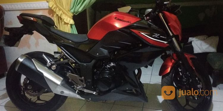 Kawasaki z250 2017 gr motor kawasaki 18848503