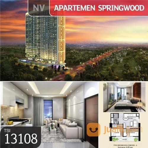 Apartemen Springwood Residence, Tower A, Lt 30, 45 M, Jakarta Barat, HGB (18855627) di Kota Tangerang