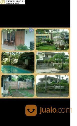 Rumah Mewah Hook Di Taman Modern Jakarta Timur (18870787) di Kota Jakarta Timur