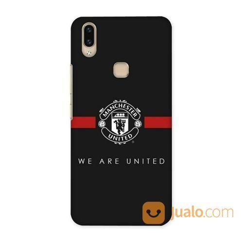 We Are United Black Vivo V9 Custom Hard Case (18889259) di Kota Bekasi