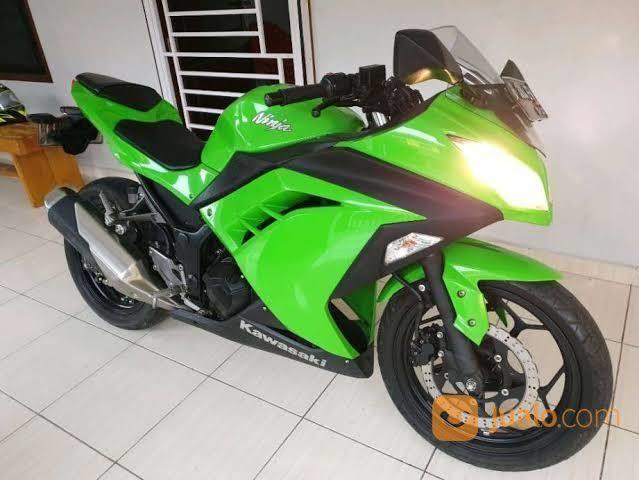 Kawasaki Ninja 250R 2015/2014 A.N Sendiri Tangan I Dari Baru KM 15 Ribu NEGO (18890687) di Kota Medan