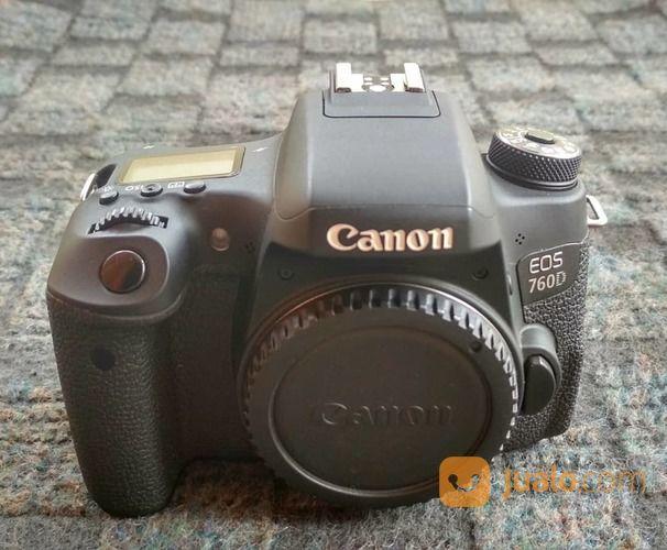 Canon 760d ex ds bo b kamera dslr dan slr 18912439