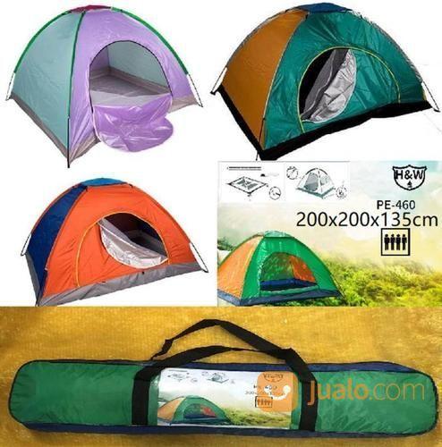 Tenda pe 460 simpel k hobi dan aktivitas outdoor lainnya 18919643