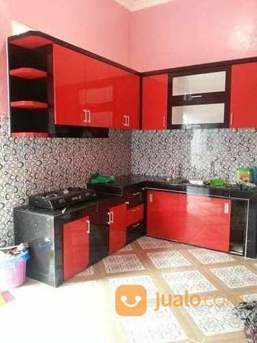 Kitchen Set Minimalis Hpl Harga Murah Kab Banyumas Jualo