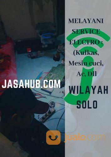 Jasa Service TV Terpercaya Di Solo (18958147) di Kota Surakarta