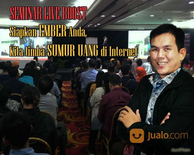Seminar Internet Gratis (18962583) di Kota Jakarta Utara
