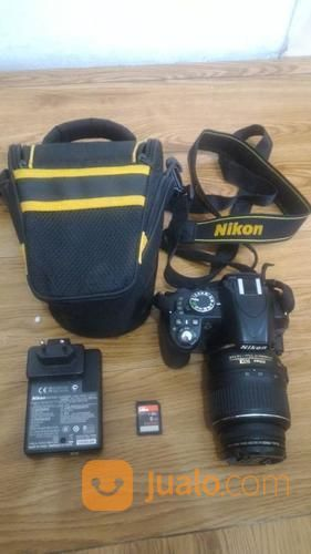 Nikon d3100 lensa kit kamera dslr dan slr 18975947