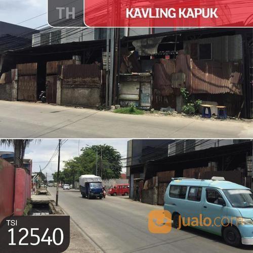 Kavling Kapuk, Jakarta Utara, 18x19m, SHM (18983843) di Kota Jakarta Utara