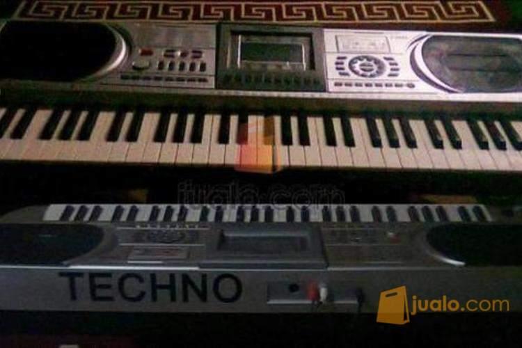 Keyboard Techno T9800i 2nd Sungaipenuh Jualo